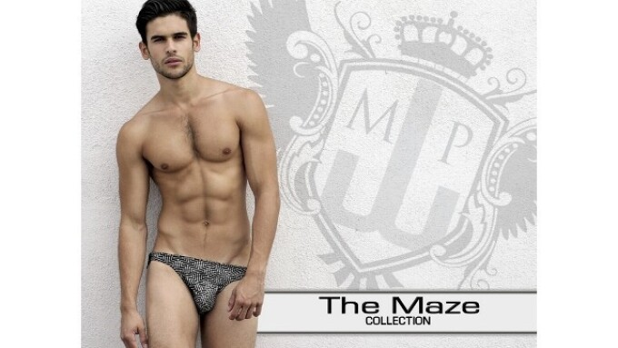 Male Power Releases Maze, Harness Collections