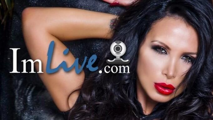 Nikki Benz Appearing on ImLive.com