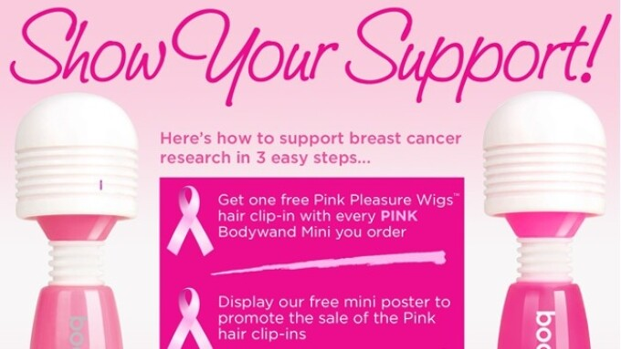 Xgen Products Supports Breast Cancer Research