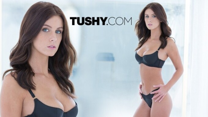 Whitney Westgate Does First Anal Scene for Tushy.com