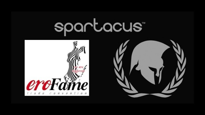 Spartacus Leathers at eroFame