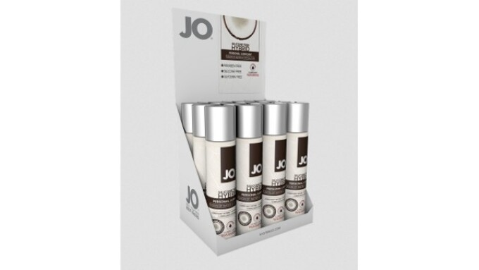 Eropartner Adds System JO Coconut Fusion Lube