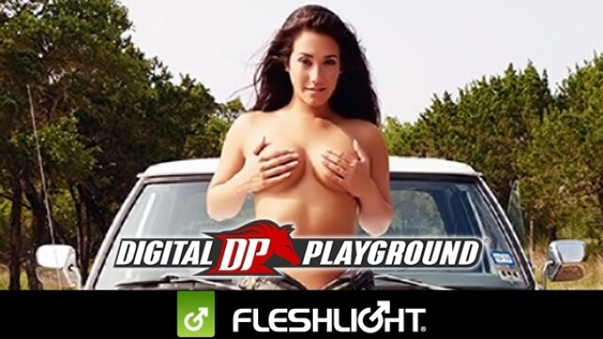 Eva Lovia and Her Fleshlight Star in New Digital Playground Scene