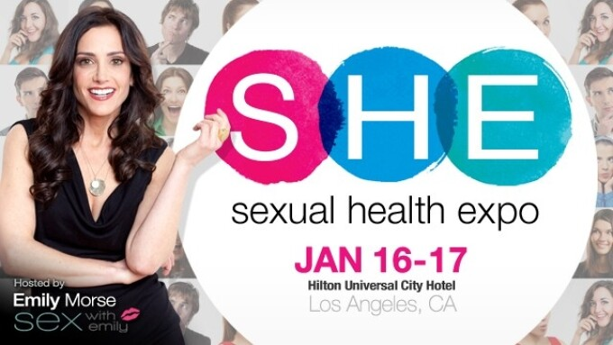 Sexual Health Expo L.A. Dates, Expanded Venue Announced