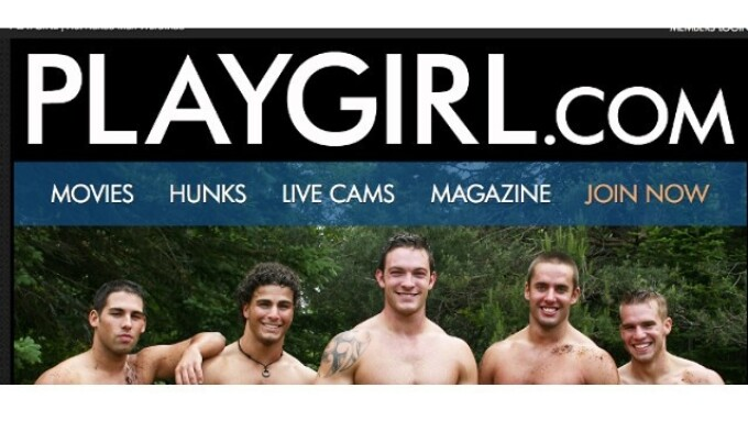 Playgirl.com Relaunches