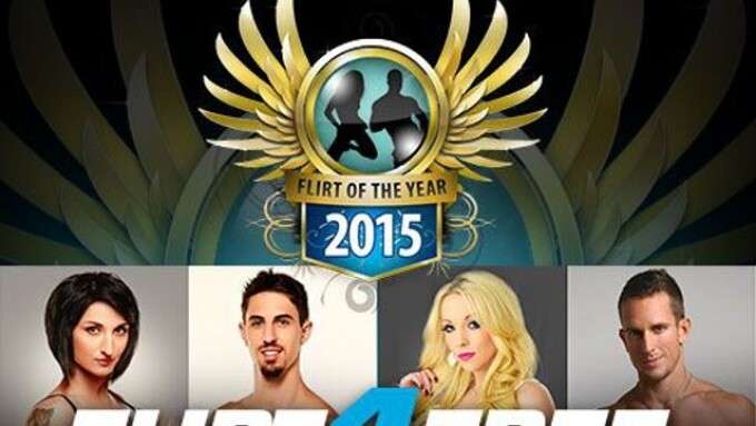 Flirt4Free Launches 'Flirt of the Year' Competition