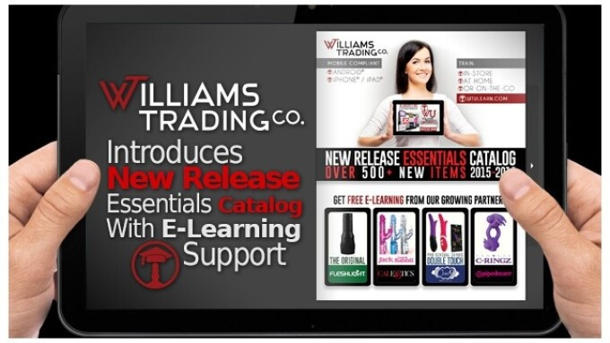 Williams Trading Releases New Catalog