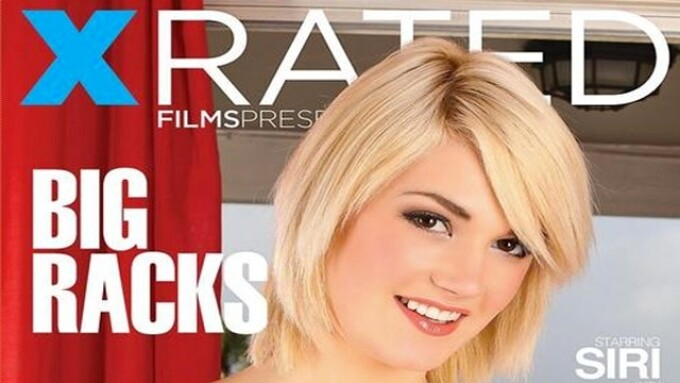 Exquisite Releases 'Big Racks,' 1st  'X-Rated Films' Title