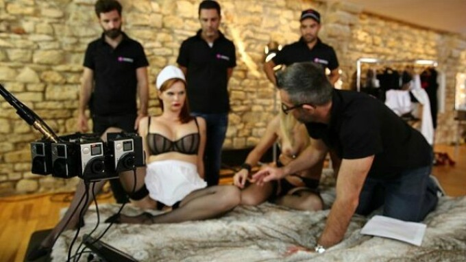 Marc Dorcel Soon to Release VR Movie