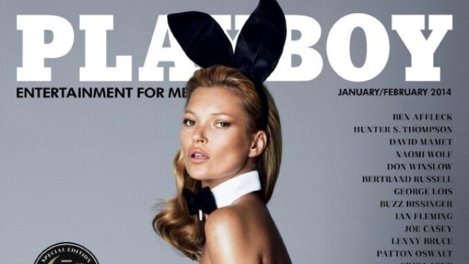 Playboy to Eliminate Nude Pics From Magazine