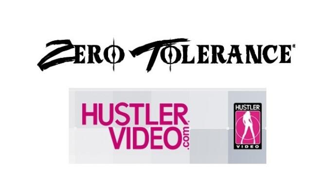Hustler Video Teams With Zero Tolerance for Distribution Deal