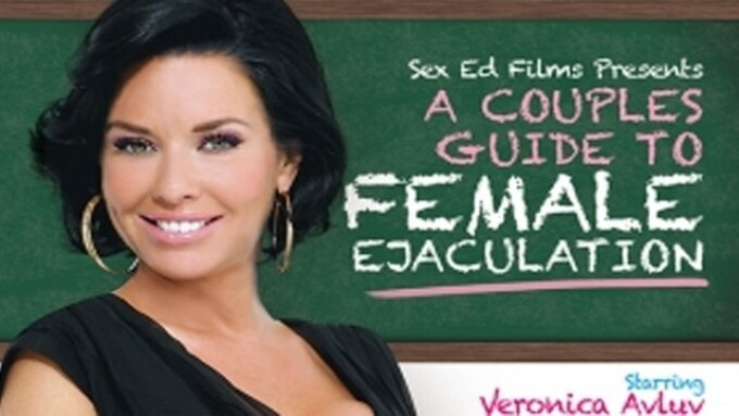 Exquisite, 'Sex Ed' Release 'A Couples Guide to Female Ejaculation'