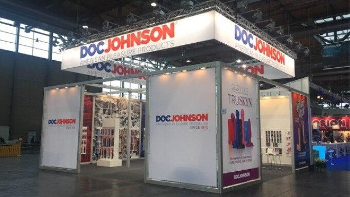 Doc Johnson Reports Successful eroFame Show