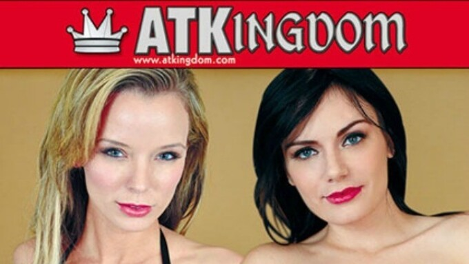 ATKingdom Releases 'ATK Naughty N' Nice in Lingerie'