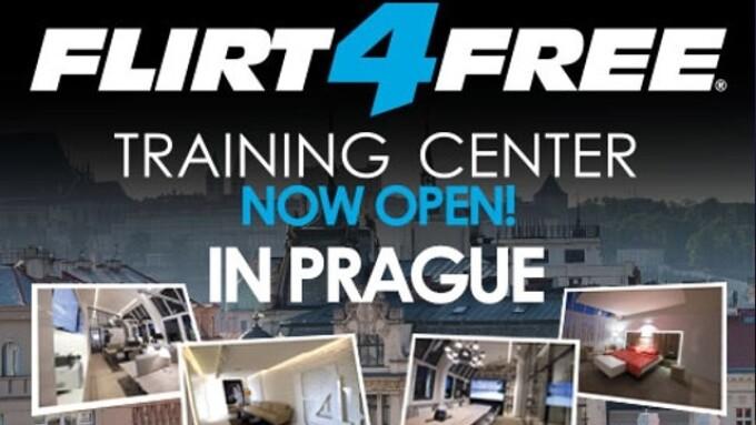 Flirt4Free Opens First Training Center in Prague