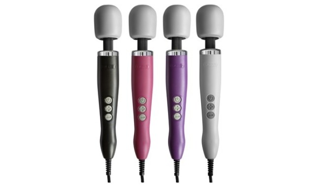 Eropartner Adds Doxy Wand Massager to Product Line