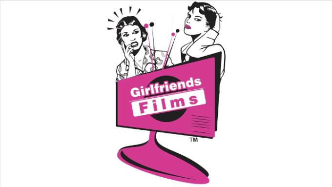 Girlfriends Films Named Best DVD Company Overseas 2015
