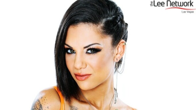 Bonnie Rotten Signs With The Lee Network