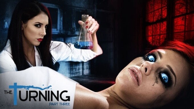 FameDollars' Girlsway Releases 'The Turning: Part Three'