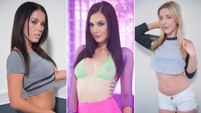 Karla Kush, Marley Brinx, Megan Rain Named Official Trophy Girls for 2016 XBIZ Awards