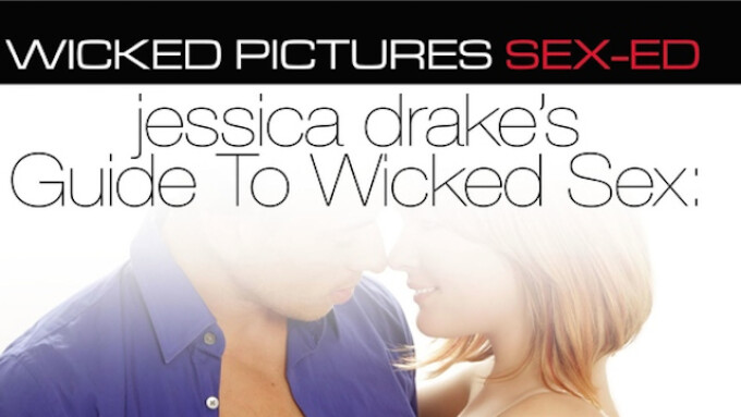 Jessica Drake Releases 'Guide to Wicked Sex: Foreplay'