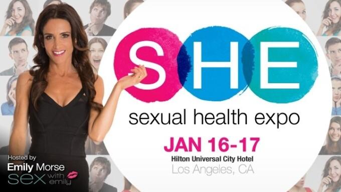 Emily Morse Returns as SHE Los Angeles Spokesperson