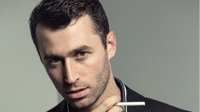 James Deen Profiled by TheWrap.com