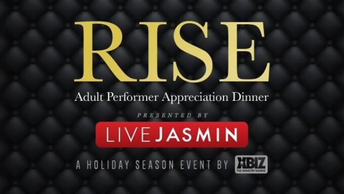 Sponsors Line Up for RISE Adult Performer Appreciation Dinner