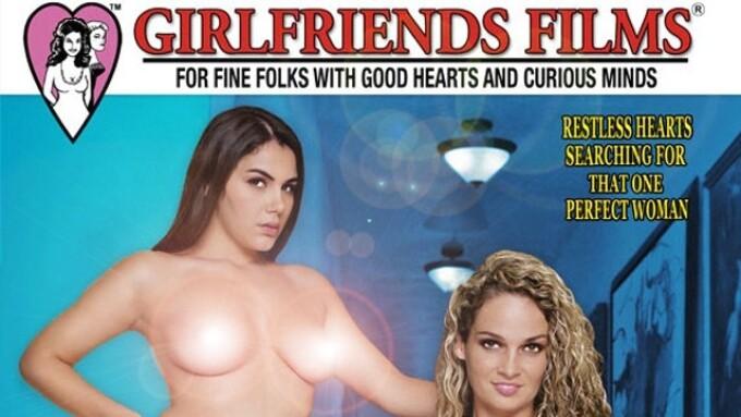 Girlfriends Films' 'Women Seeking Women: Volume 122' Now Available