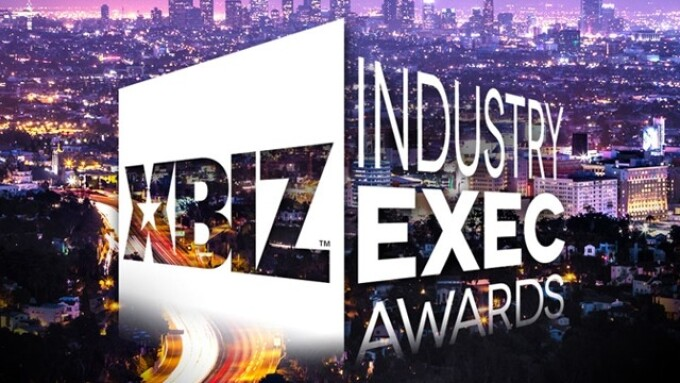 XBIZ Announces Online Industry Nominees for 2016 XBIZ Exec Awards