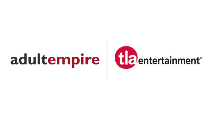 TLA Entertainment and Adult Empire Announce Partnership