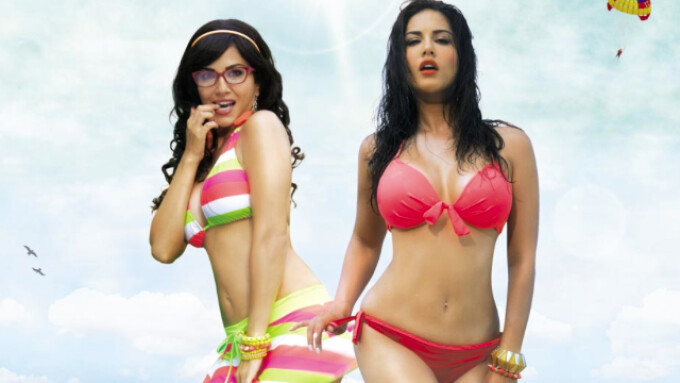 Sunny Leone Plays Twins in Bollywood Sex Comedy
