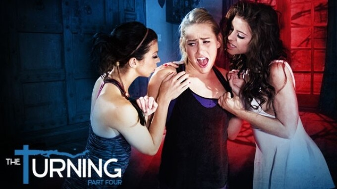 FameDollars' Girlsway Releases 'The Turning: Part Four'