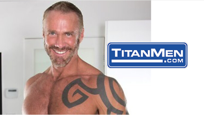 TitanMen Signs Dallas Steele as Newest Exclusive Performer