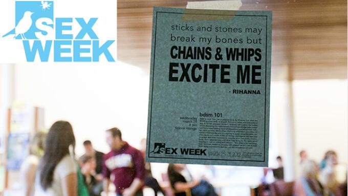 Harvard 'Sex Week' Is Coming November 8-14