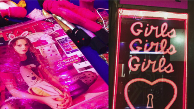 Felt-Filled Sex Shop Challenges U.K. Censorship Laws