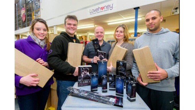 Bath Chronicle Reports on Lovehoney's Success