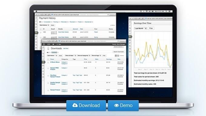 NETbilling Offers Easy Digital Downloads for WordPress
