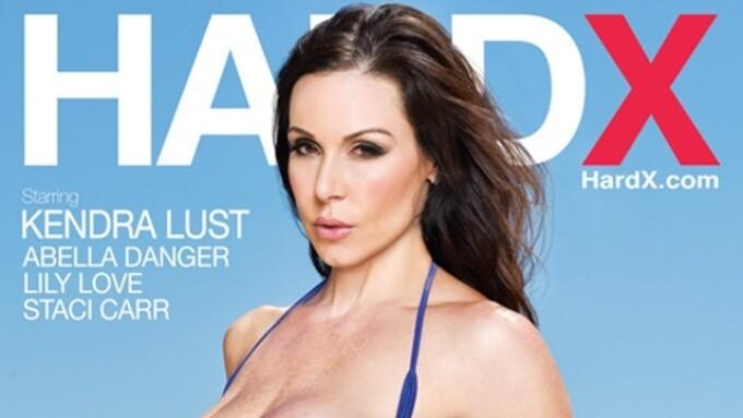 Kendra Lust Stars in Hard X's 'Hot Bodies'