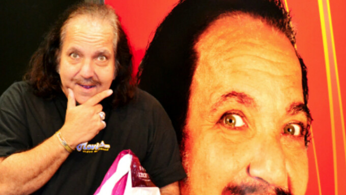 Porn Icon Ron Jeremy to Hold Reddit AMA on Nov. 13