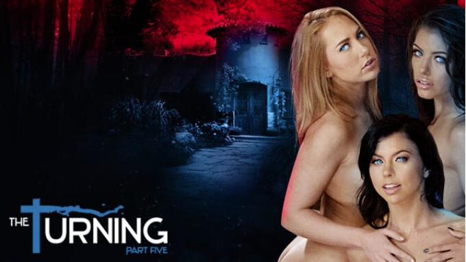 FameDollars' Girlsway Releases 'The Turning: Part Five'