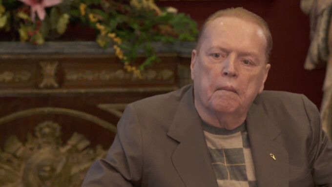 Larry Flynt Sells Hustler Store on 'Million Dollar Listing'