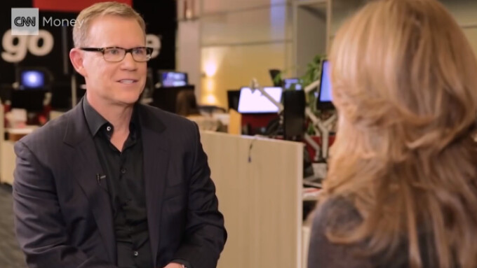 Video: Playboy CEO Talks Porn With CNNMoney