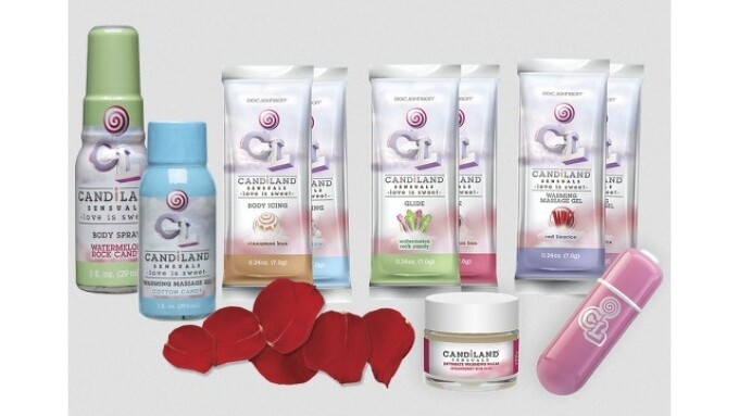 Doc Johnson Expands CANDiLAND Sensuals Line