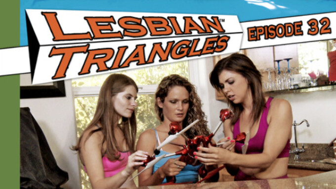 Girlfriends Films Releases New Installments of 3 DVD Series