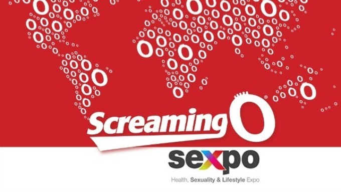 The Screaming O Travels to Sexpo UK