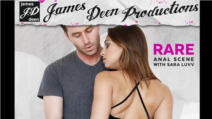 Girlfriends Films Now Shipping 'James Deen Loves Butts 4'