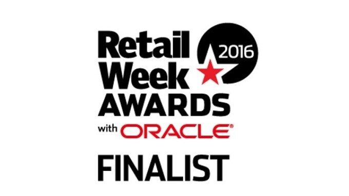 Lovehoney Shortlisted for Retail Week Awards