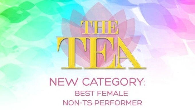 TEA Adds Best Female Non-TS Performer Category
