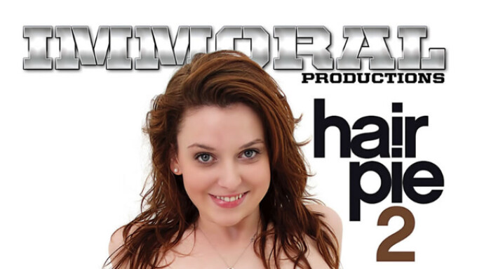 Pure Play Media, Immoral Productions Release 'Hair Pie 2'